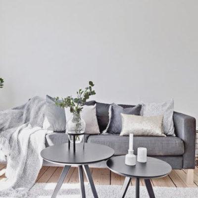 Vardagsrum Styling  Lund